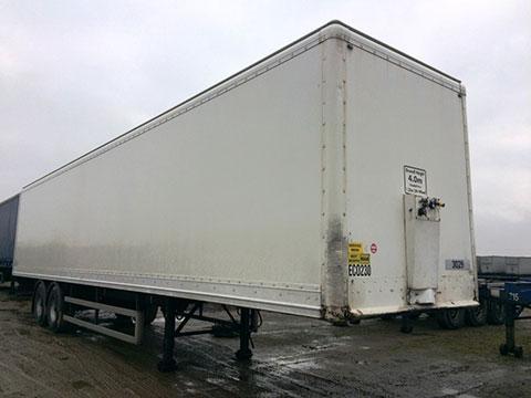 Box Vans for sale