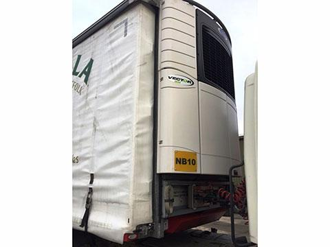 Used Cartwright trailers